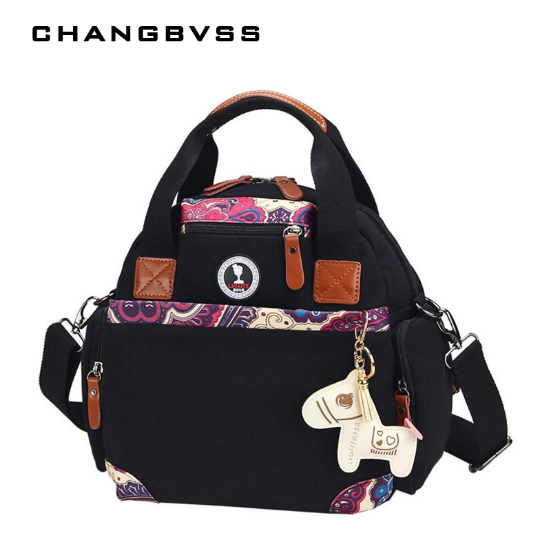 Multifunction Stroller Bags New Maternity Mother Mommy Bag Baby Nappy Diaper Bags Backpack/Tote/Shoulder/Messenger Baby Bag