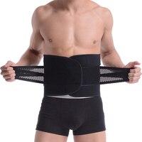 2018 мужской корсет на спине, пояс для живота, поддерживающий корсет, ортопедический Поясничный пояс, корсеты, медицинский пояс на спине