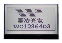 WO12864 WINSTAR 3 3V Power Supply Graphic COG LCD 128 64 Display Module Screen Backlight New