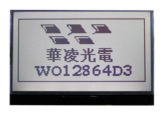 WO12864 WINSTAR 3.3V power supply Graphic COG LCD 128*64 display module screen backlight,New and original