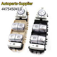 Beige or Black Color 4475450413 A4475450413 POWER WINDOW MIRROR SWITCH RIGHT FOR MERCEDES VIANO W447 New