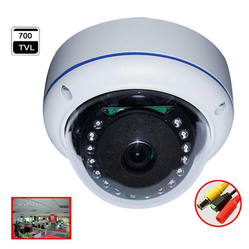 Aokwe Fish eye IR 180 degree Wide angle Lens vandal proof dome camera with SONY EFFIO-E 700TVL hd sony 700tvl 960h cat eye door hole