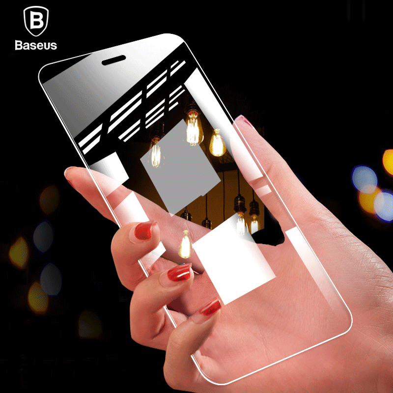 Baseus 0.15mm Screen Protector Tempered Glass For iPhone XS Max Xr Protective Toughened Glass Film Cover For iPhoneXS iPhoneXr