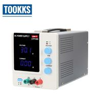 Uni t UTP1305 Adjustable Digital DC Power Supply 32V/5A USB Connect Computer EU 230V Power Maintenance For Mobile Repair