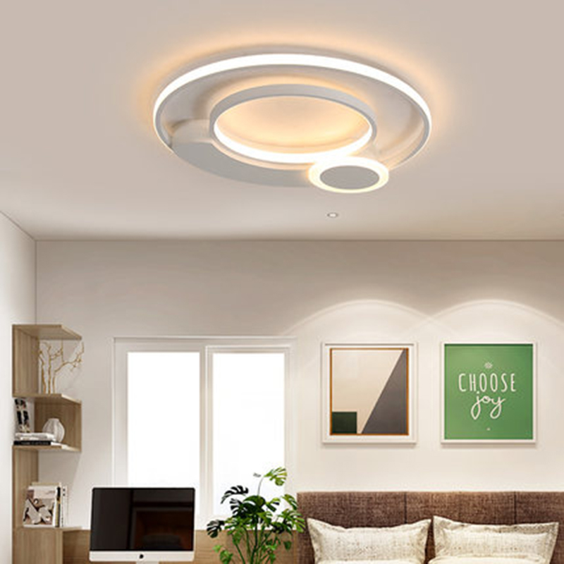 Ceiling lights round fixtures overhead decorative living room white light luxury remote control lobby Modern led ceiling lampCeiling lights round fixtures overhead decorative living room white light luxury remote control lobby Modern led ceiling lamp