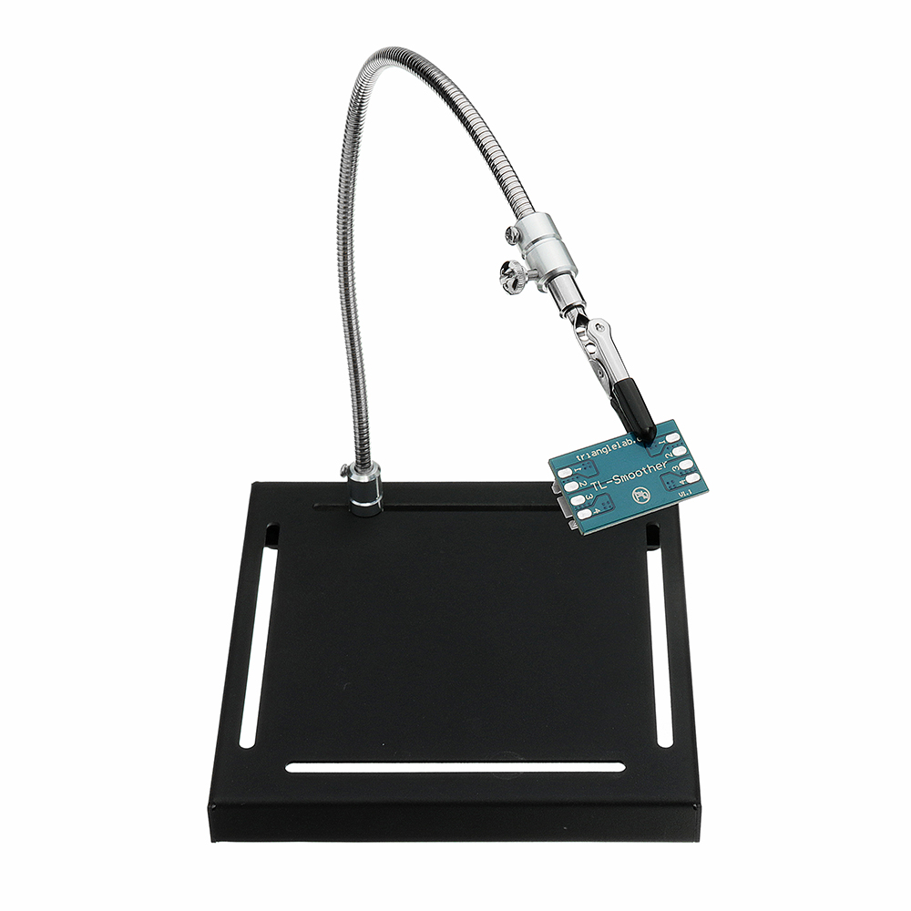 300mm YP-003-2 Universal Flexible Arm Soldering Station PCB Fixture Helping Hands Holder Suitable for YP-001