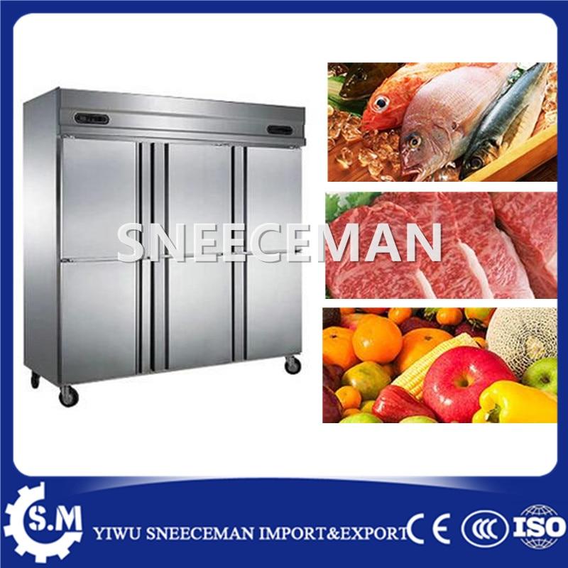 6 Door Fridge Freezers For Commercial Use