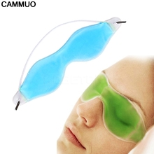 Summer Style Dark Circles Removal Eye Fatigue Relif Eye Gel Ice Goggles Sleep Masks Essential Beauty Gel Eye Masks Eye Care 1pc