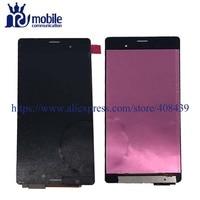5 יחידות חדשים Z3 LCD מסך מגע עבור Sony xperia Z3 D6603 D6643 D6653 L55t תצוגת לוח מגע Digitizer עצרת + משלוח חינם