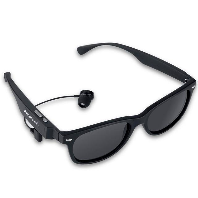 Wireless Bluetooth V2.1+EDR Sports Sunglasses Headphone Support Hands-Free Talk Voice Control for Outdoor Use for Smartphone