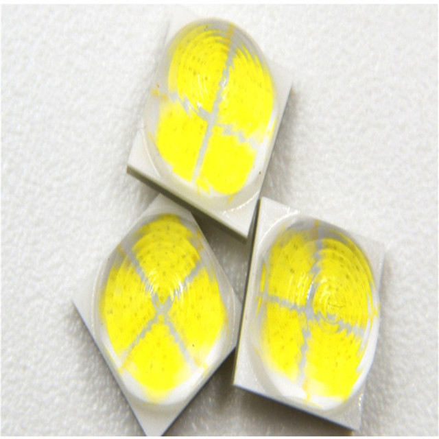 CHENGYILT אור חרוזים עם SMD5050 1 pc Cree LED שבב 20 W גבוהה כוח XHP50 אור חרוזים 6 V/ 12 V עבור בועת כדור הנורה אור חרוזים