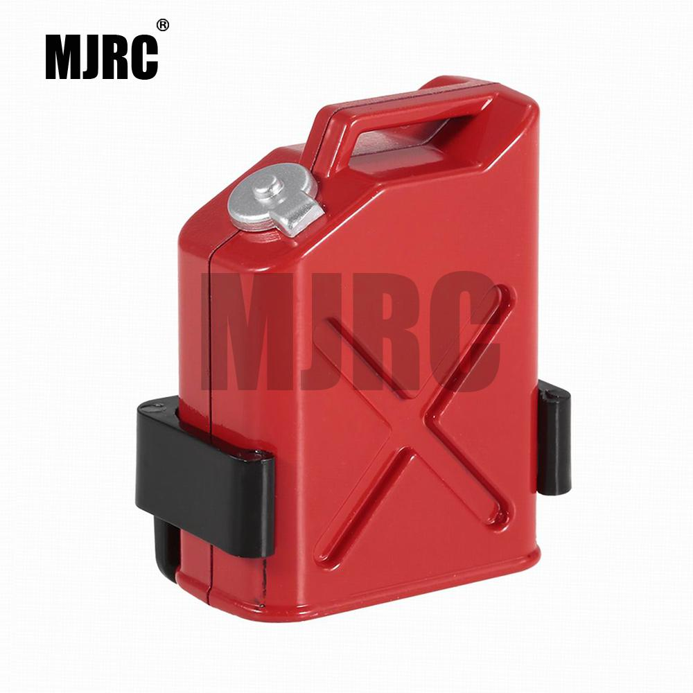 Jerry can fuel can with holder for 1:10 RC Axial TRX4 Single Fuel Oil can