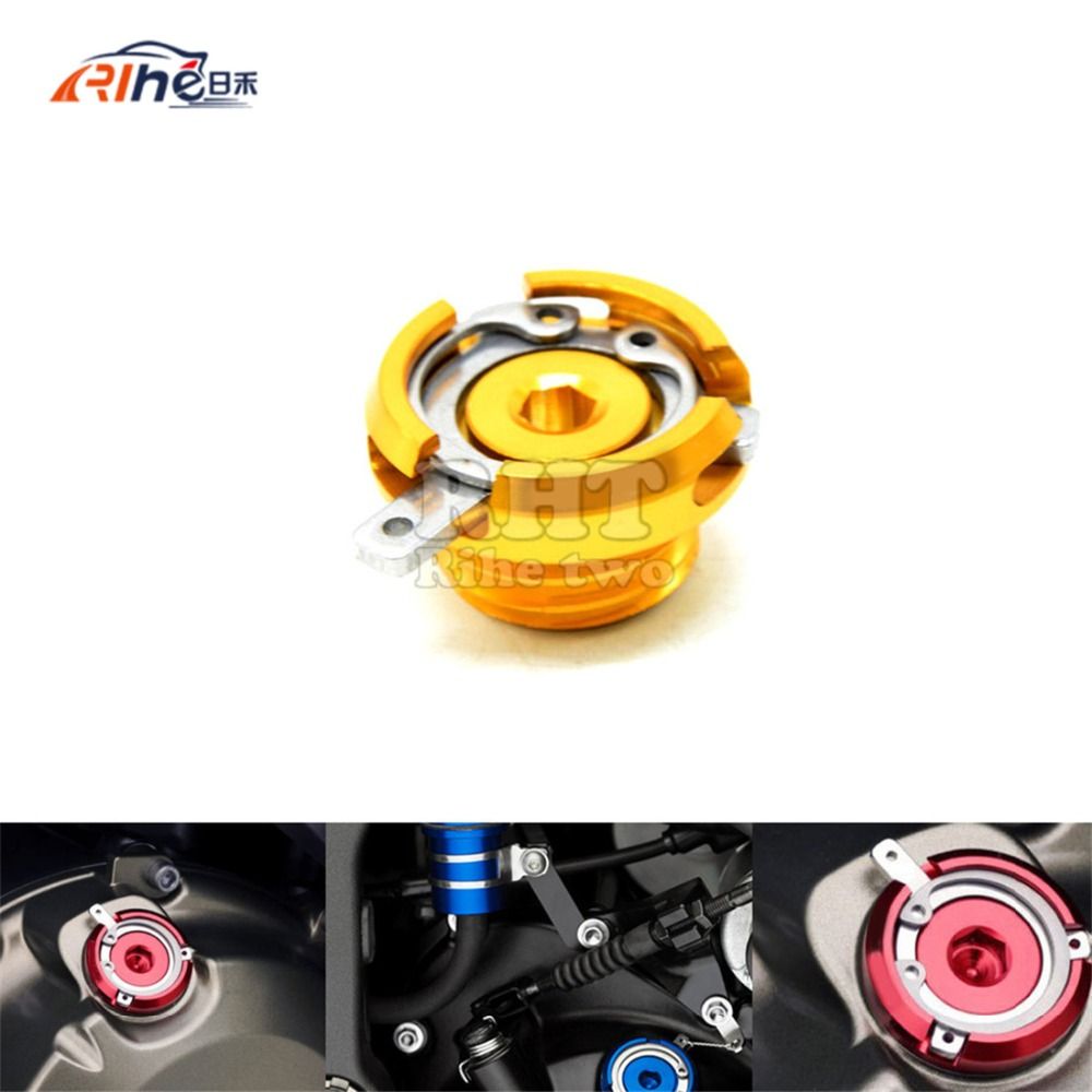 motorcycle CNC Aluminum engine oil cup  M20*2.5  FOR HONDA CBR600F CBR900R  KAWASAKI Z100SX 11 12 13 14  Z800 13 14 ducati 999 universal motorcycle brake fluid reservoir clutch tank oil fluid cup for mt 09 grips yamaha fz1 kawasaki z1000 honda steed bone