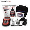 KONNWEI KW808 Автомобиля Диагностический Код Сканер МОЖЕТ OBD2 Двигатель Диагностический Сканер Инструмент
