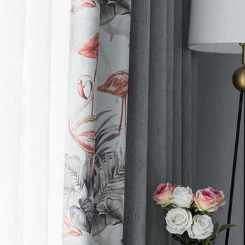 [Byetee] Nordic ลมโมเสคผ้าม่านประตูสำหรับผ้าม่านห้องครัวห้องนั่งเล่นห้องนอนแรเงาผ้า Drapes