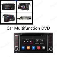 Quad Core 7in Android 4 4 Universal 2 Din Car DVD Multimedia Video Player For BMW