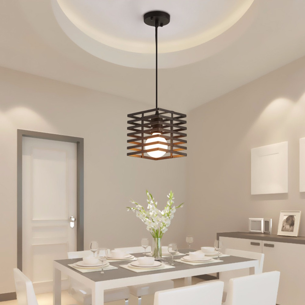 YWXLight E27 Chandelier Three Creative Personality industrial Wind bar Bedroom Lamp Simple Modern aisle Chandelier AC 85-265VYWXLight E27 Chandelier Three Creative Personality industrial Wind bar Bedroom Lamp Simple Modern aisle Chandelier AC 85-265V