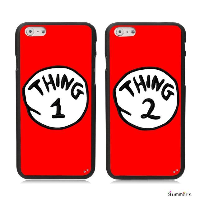 promo code 4a2f0 2096b US $7.39 |Red Thing Lovers Couple Best Friends phone case cover for iphone  4s 5s 5c 6s plus Samsung Galaxy S3/4/5/6/7 edge+ Note2/3/4/5 on ...