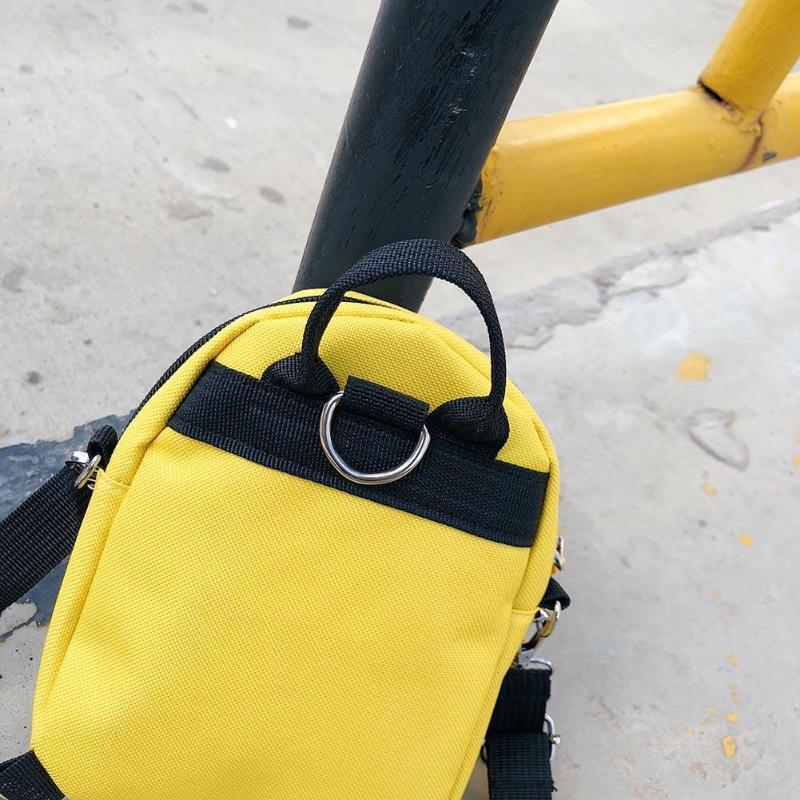 HTB1Vly.XcvrK1Rjy0Feq6ATmVXan Multi-Use Teenage Girls Mini Backpack Nylon Letter Print Shoulder Crossbody Bags Casual Women Backpack Mochilas Mujer