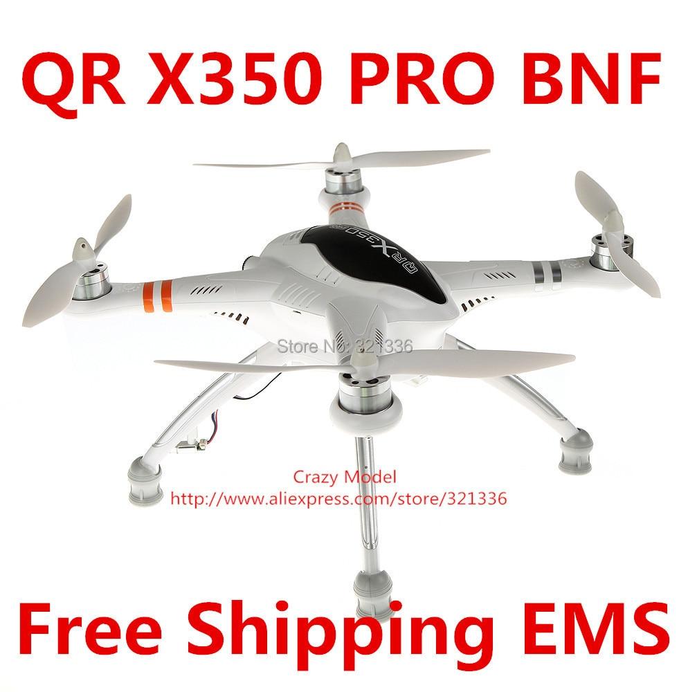 NEW 2014 Upgrade Version WALKERA QR X350 Pro font b GPS b font Drone 6CH Brushless