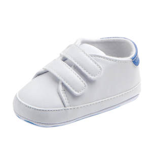 Infant Toddler Baby Boy Girl Soft Sole Crib Shoes Sneaker Newborn F5