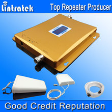 GSM 900MHz 4G LTE 1800MHz LCD Dual Band Signal Repeater GSM 900 1800 Cell Phone Signal Booster Amplificador Senal De Moviles S30