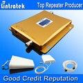GSM 900 MHz 4G LTE 1800 MHz LCD de Doble Banda Repetidor de Señal GSM 900 1800 Amplificador de Señal de Teléfono Celular Amplificador Senal de Moviles S30