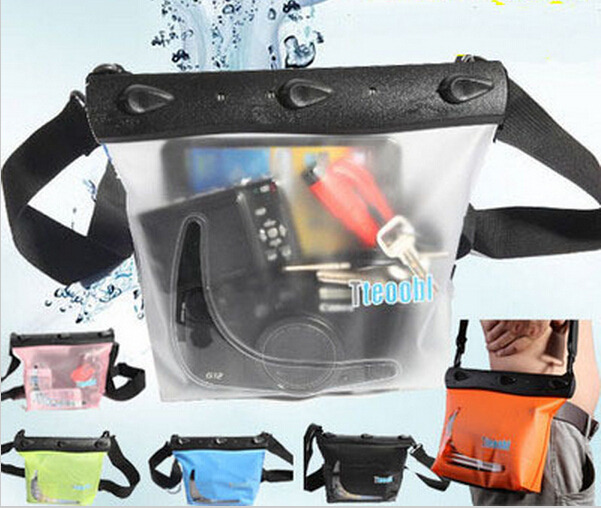 Caso à prova d ' água, marca L-619C 20 M grande ombro artigos diversos seco PVC bag underwater bolsa outdoor, swim, mergulho, praia, esqui