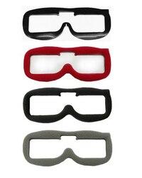 Soft Goggles Foam Pads PU Pads Fatshark FPV Goggles Headset Video Gafas FPV Glasses Replace Faceplate Fr Fatshark HDO HD3 HD2 V3