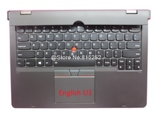 Keyboard Dock For Lenovo For ThinkPad Helix Gen 2 20CG 20CH For Ultrabook Pro English US Thailand TI Netherlands NL Kingdom UK