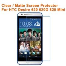 HD Clear / Anti-Glare Matte Screen Protector For HTC Desire