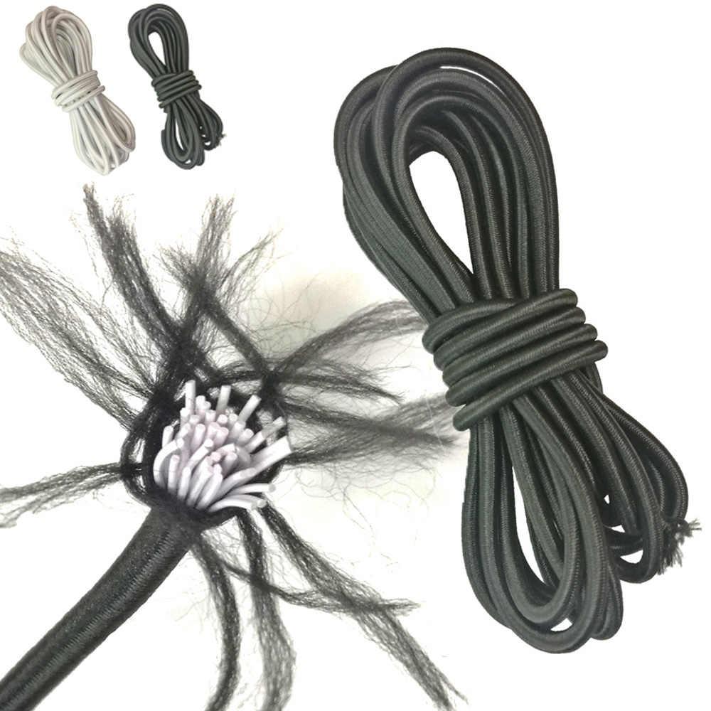 6mm Strong Elastic Shock Cord Bungee Rope Tie Down Anti-UV Strap x 10 meters
