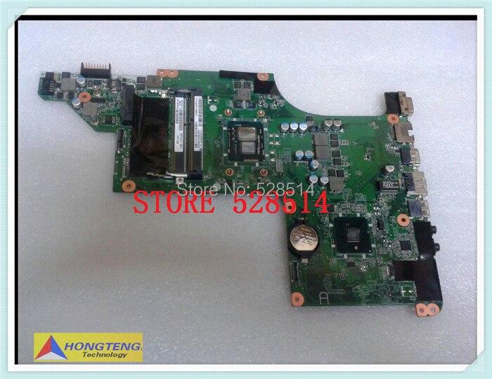Original 637212-001 Laptop Motherboard with i7-370 for HP Pavilion DV6-3000 dv6-3100 100% tested