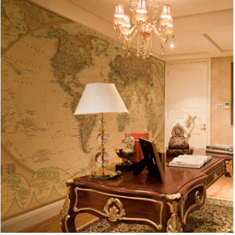 Mural dolly mural fashion world map 3d wallpaper large living room mural dolly mural fashion world map 3d wallpaper large living room bedroom wall mural 3d wallpaper tv backdrop painting in wallpapers from home improvement gumiabroncs Images