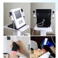 Portable oxygen facial machine exfoliate rf electric oxyge