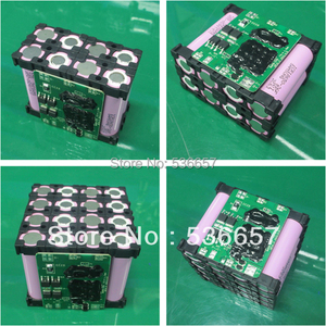 Image 5 - Free Shipping 14.8V 4S 10A BMS 4S PCM 14.8V li ion battery protection board Used For 4S 3.7V li ion cell
