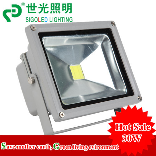 Free Shipping outdoor light led flood light led spotlight cob led flood light 30w  1650-1950lm AC85-265V ultrathin led flood light 200w ac85 265v waterproof ip65 floodlight spotlight outdoor lighting free shipping