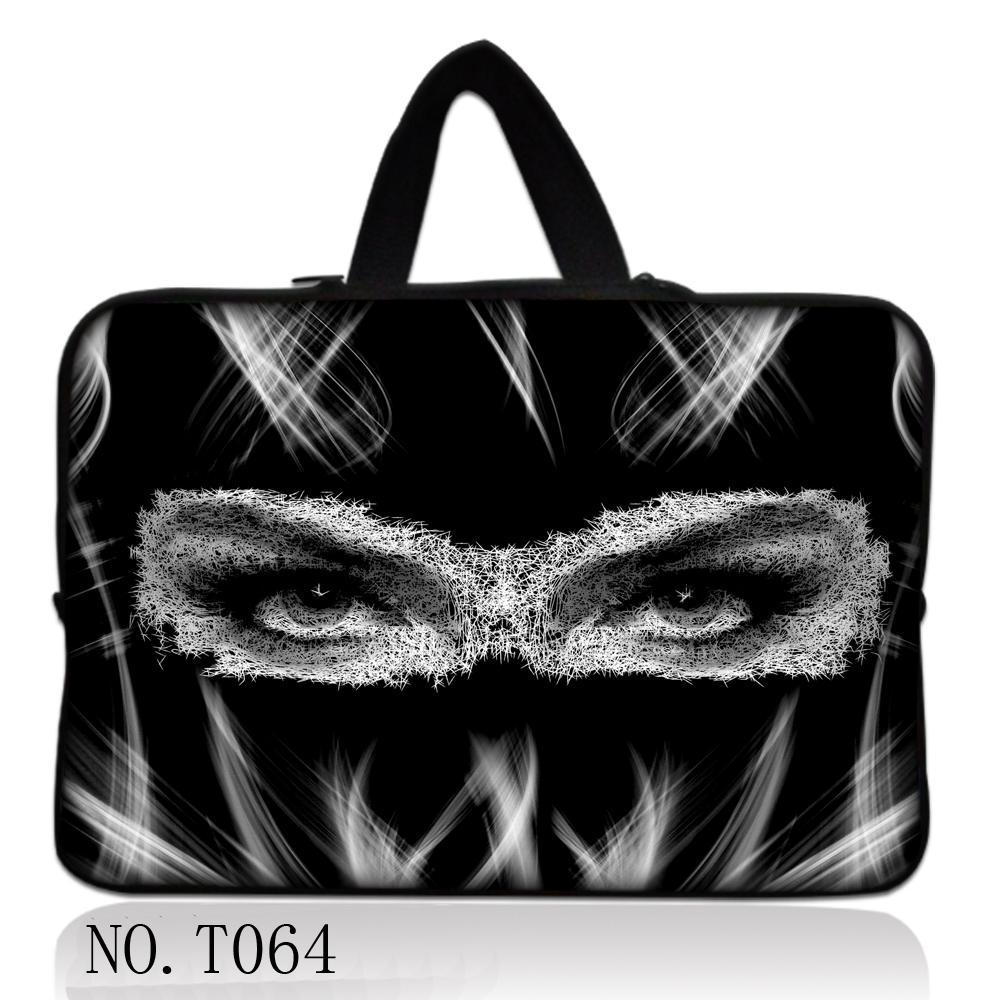 Black Girl Fashion Girl Printing Bag For Ipad,Women Tablet Protective Cover For PC,Notebook Laptop Sleeve Case Computer Bag