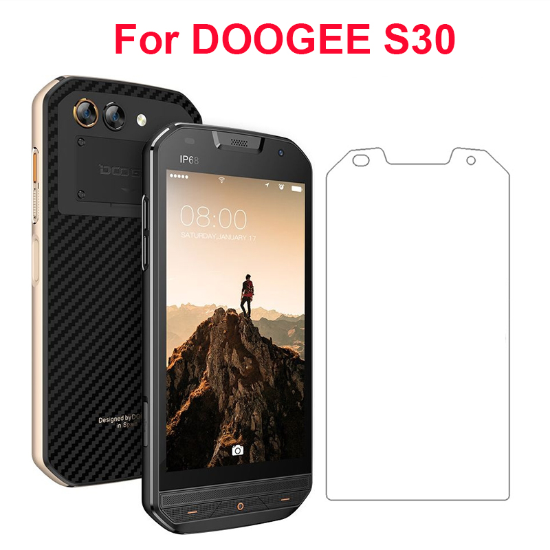 For DOOGEE S30 glass