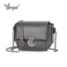 YBYT merek 2017 baru wanita vintage kasual PU kulit paket belanja tas wanita bahu perempuan messenger tas crossbody kecil