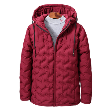 Brieuces Plus Size 2XL-9XL man Cotton Padded Jacket Autumn Winter Men Casual Thicken Warm Windbreak Outwear Hooded Varsity Coat