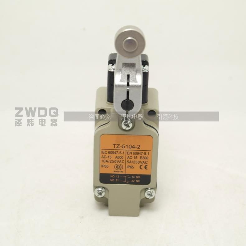 Travel switch, TZ-5104 limit switch, TZ-5104-2 microswitch tz me 8111 travel switch limit switch self resetting micro switch one open and one close