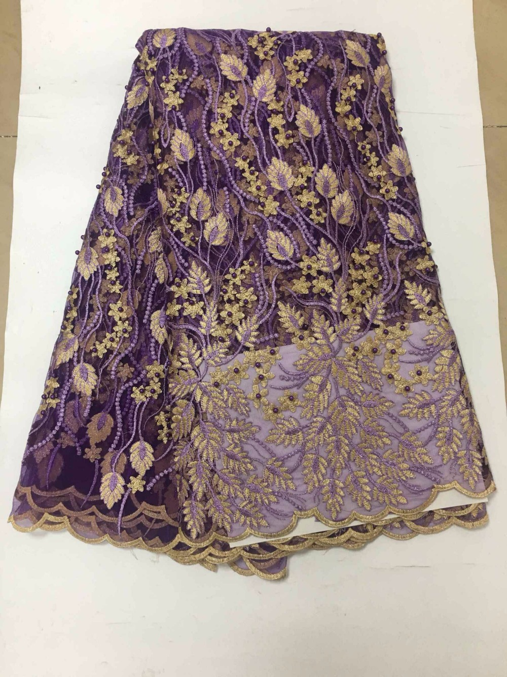 africa Lace Fabrics For Wedding 2018 French mesh Lace Fabric High Quality Lace high quality free