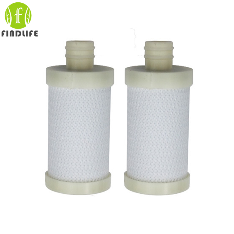 2 Pcs/Lot Factory Sale Household Kitchen  Home Activated Carbon Filter Cartridge For Faucet Tap Water Filter Purifier