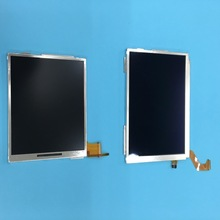 Original Top Upper LCD Display Screen down lcd for Nintendo 3DS LL 3DS XL 3DSLL 3DSXL