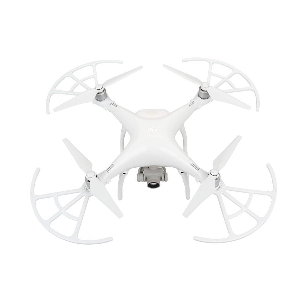 Quick Release Propeller Guard Prop Bumper Protectors Bumpers for DJI Phantom 4 Drone Spare Parts Acessory White 4PCS/Set