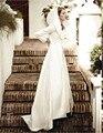 С самым высоким рейтингом длинные рукава свадебные куртки с капюшоном элегантный свадебный мысы / плащ / Shawls / обертывания / пальто невеста аксессуары