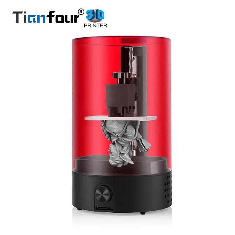 Sparkmaker Новый SLA 3d принтер УФ Смола свет-лечение DLP/ЖК Impresora настольное использование 405nm УФ Смола pk Фотон Анет a6 a8 prusa i3