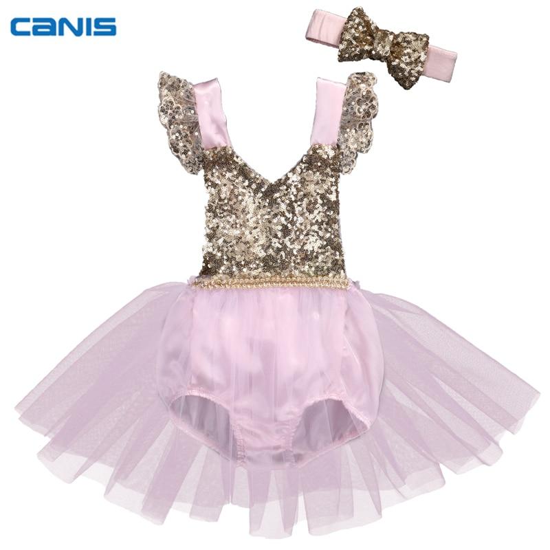 Baby Girls Rainbow Lantern Dance Sequin Tutu Dress Fancy Costume Age 2-16 Years