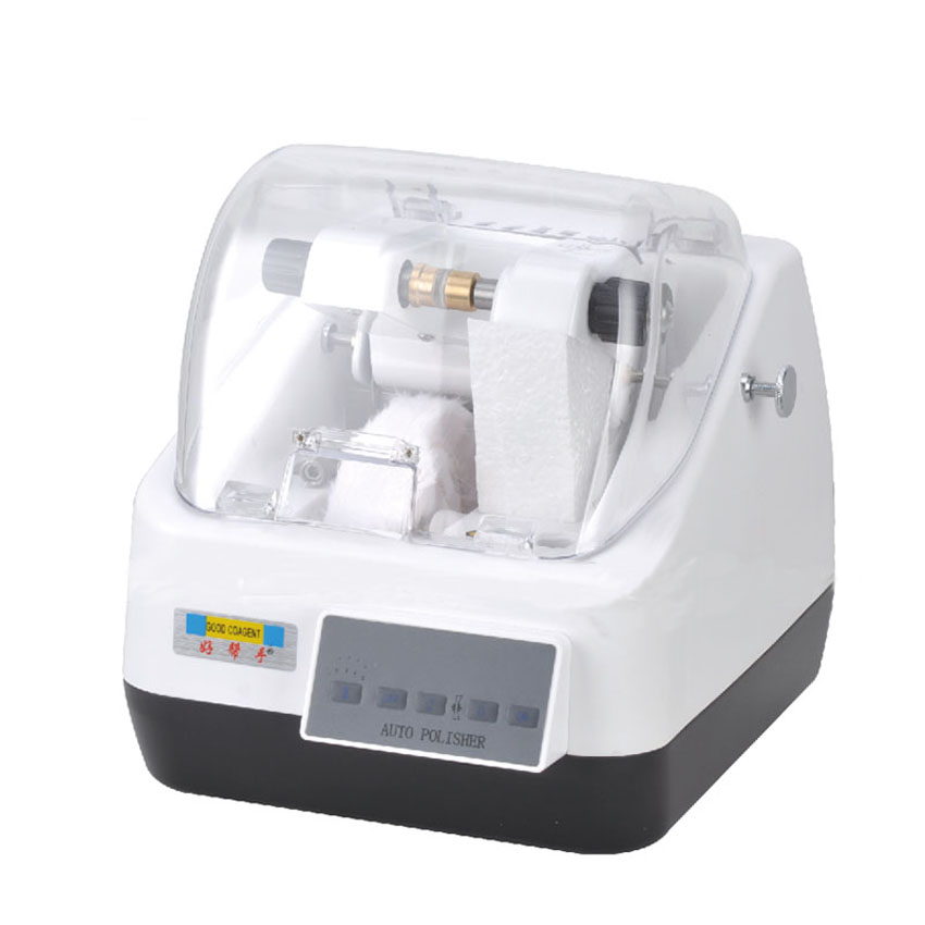 1PC Perfect automatic glasses polishing machine glasses Polisher glasses cleaner With Timing program 110V or 220V , 80W vibration type pneumatic sanding machine rectangle grinding machine sand vibration machine polishing machine 70x100mm